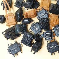 "random lot of 15 for 3.75"" GI Joe Cobra figure's  Accessories Weapon pack bag"