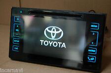 Genuine TOYOTA AURIS Touch & Go 2 radio DAB Hybrid 2015 2016 Sat Nav