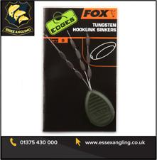 Fox Edges New Tungsten Hooklink Sinkers - CAC585