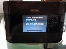 "D-link Gigabit con Cable & Wireless Router DIR-685 (DIR-685/B) 2.5"" HDD SSD de almacenamiento de información"