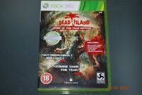Dead Island Game of the Year Edition Xbox 360 UK PAL **FREE UK POSTAGE**