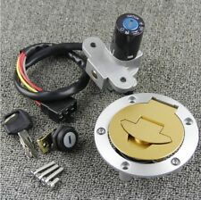 Ignition Switch Gas Cap Seat Lock Key Set for Ducati Monster 620 695 750 900 S2R