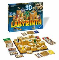 Ravensburger 26831 3D Labyrinth-The Moving Maze Family Board Game for Kids Age 7