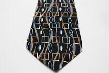 GUY LAROUCHE - DIFFUSION - VINTAGE - MADE IN USA - ALL SILK NECK TIE!