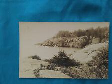 Labbie's Picture Gift Shop Wiscasset Maine undivided Back Vintage Post Card