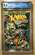 The X-Men #94  CGC 4.5 (Aug 1975, Marvel) - New Case!