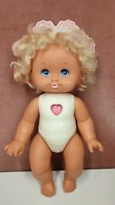 Vintage 1989 PJ Sparkles Baby doll Mattel