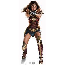 WONDER WOMAN Justice League CARDBOARD CUTOUT Standup Standee Poster Gal Gadot