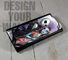 Womens Wallet Leather disney wallet nightmare before Christmas disney tim burton