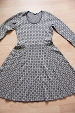 BODEN   gold sparkle Glamorous Knitted dress size 12R  NEW   WH690  winter