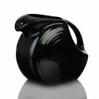 Fiesta® 2 Liter Large Disc Pitcher | Black
