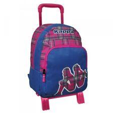 Kappa sac à dos à roulettes Tartan trolley L 41 cm cartable 223646