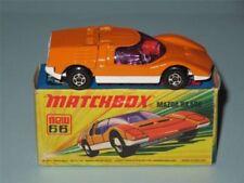 Modellini statici auto Matchbox Superfast
