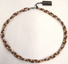 Honora Cultured Freshwater Pearl 18-inch Double Twist Necklace BRAND NEW w/ TAG