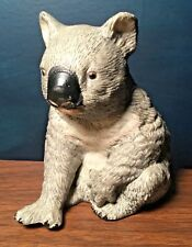 Royal Heritage Koala Bear China Figurine Jungle Animal Collectible