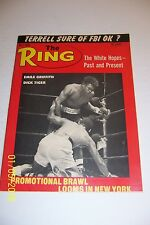 1966 THE Ring EMILE GRIFFITH Dick TIGER The WHITE HOPES Past and Present