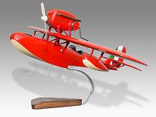 Marchetti SIAI S.21 Sea Plane Porco Rosso Model