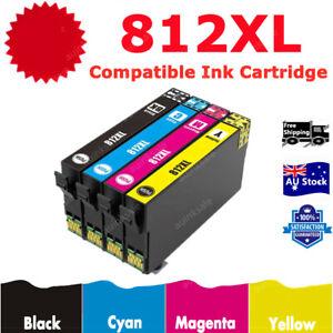 812XL 812 XL Compatible Ink Cartridge For EPSON WF3820 WF3825 WF4830 WF4835 7840