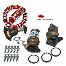 All three Catalytic Converters Fits 2002-2004  Infiniti I35 3.5L Direct Fit