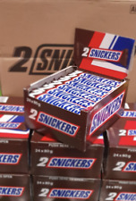 Snickers Duo Bar Box Of 24 x 80g Best Before 28.02.2021