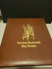 Norman Rockwell's Boy Scouts Stamp Album Postal Commemorative Society
