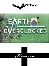 Earth Overclocked Steam Key - for PC or Mac (Same Day Dispatch)