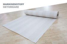 Markisenstoff Hell-Blockstreifen / Meterware / Markisentuch / Dralon