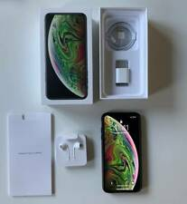 Apple iPhone XS Max - 512GB - Space Gray  A1921 MT5G2LL/A (CDMA + GSM) Unlocked