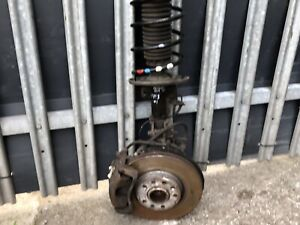 PEUGEOT 308 T9 MK2 2015 FRONT LEFT SIDE COMPLETE SUSPENSION LEG 9816394580   #1A