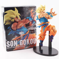 Dragon Ball Z Son Goku Super Saiyan World Figure Colosseum PVC Figure Model Toy