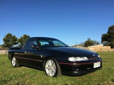1999 vs holden commodore ute v8 series 3 250kms good condition with long rego