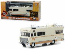 Walking Dead TV Dale's 1973 Winnebago Chieftain Diecast 1:43 Greenlight 7 inch