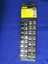 "Stanley 94-547 Socket Set 1/2"" DRIVE 15 pieces"