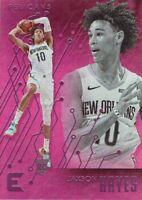 NBA Panini Chronicles 2019/2020 Rookie Card Jaxson Hayes No. 218 Pink
