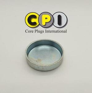 36mm Cup type core plug - CR4 Zinc Plating - British Steel BS1449