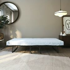 """DHP Folding Guest Bed with 5"""" Mattress made of 100% Polyester Pad, Twin"""