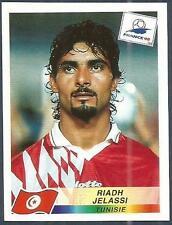 Panini Copa Del Mundo Francia 1998- #496-TUNISIE-TUNISIA-RIADH Jelassi
