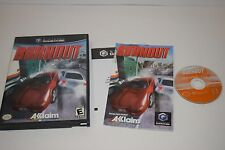 Burnout Nintendo GameCube Video Game Complete