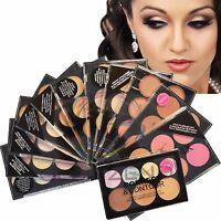 Technic Colour Fix Blush Bronze Palette Cream & Concealer Correct Contour Powder