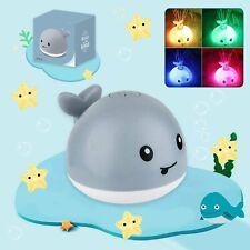 Baby Badespielzeug Kinder Electric Wasser Sprühen Sie Wal Bad Sprinklerspielz