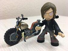 Walking Dead Funko Mystery Minis Daryl Knife Crossbow Series 4 Motorcycle 1/24