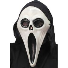 Men's Women's Glow in the Dark SCREAMER Maschera Halloween Fancy Dress Film Divertente