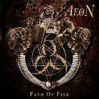 "AEON ""PATH OF FIRE"" CD  DEATH METAL NEW+"