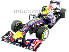 MINICHAMPS 110-130002 2013 F1 RENAULT RB9 INFINITI RED BULL #2 1/18 MARK WEBBER