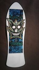 "Vision Grigley 3 replica Skateboard Deck Shaped Sticker over 7"""