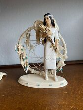 """The Bradford Exchange Dreams Of Love Collection """"Autumn Star� Figurine"""
