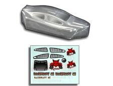 Redcat Racing 1/8 Buggy Body Clear for BACKDRAFT 8E   BS803-003C