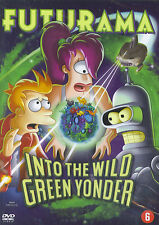 Futurama : Into The Wild Green Yonder (DVD)
