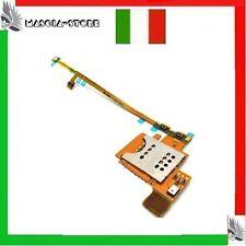 SONY ERICSSON XPERIA PRO MK16 MK16i Flex Lettore SIM slot Ricambio
