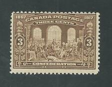 CANADA # 135 MNH FATHERS OF CONFEDERATION